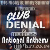 Mixology Denial Vs National Anthems Monroes (Denial Mix)