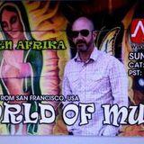 Darren Afrika - World of Music - Mutha FM - 7.29.2018