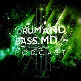 DRUMANDBASS.MD PODCAST BY DJ CODEK