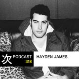 Tsugi Podcast 318 : Hayden James