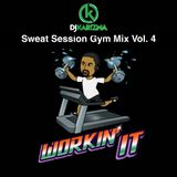 Sweat Session Gym Mix Vol. 4