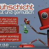 Diepsyden - Sunday Clubmix (Frühschicht@Juice Club 30.09.2012)