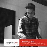 Inkwall - Live @ SIGNAll FM (17.08.2014)