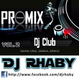 PROMIX CLUB - DJ RHABY - DANCE DE LOS 90s  vol 2