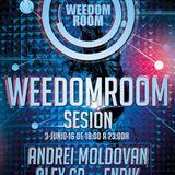 DJ Set @ Weedom Room 3/6/16