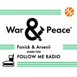 War & Peace Mix. ( radiofollow.me )