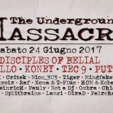 Lenz (live set) - The Underground Massacre