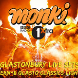 Mark Archer's  Glastonbury special 'Altern 8 lights on mix' - Monki - BBC 1Xtra - Mon 29.06.15