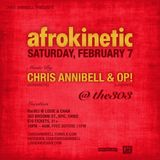 AFROKINETIC Winter Warm-up w/Chris Annibell || 2.7.15