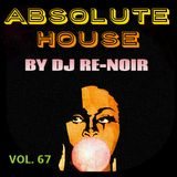 VA - ABSOLUTE HOUSE VOL.67
