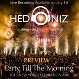 Dance Till The Morning (Hedoniz New Year Mix)