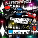 The Detonation Hour - Wispa D&B Jump Up Mix 07.11.13 Radio Hud Uhrs
