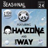 Seasonal Mix Series - Ep. 24 Ft. Ohmzone & OneWay