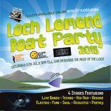 CtrlFreq @ Live & Underground Boat Party July 15 (Glitch Hop Set)
