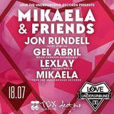 Mikaela - Live @ Tox Club (18.07.15)