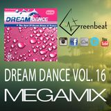 DREAM DANCE VOL 16 MEGAMIX GREENBEAT