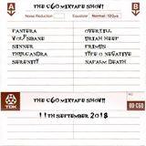 HRH Radio - The C60 Mixtape Show 11th Sept 2018