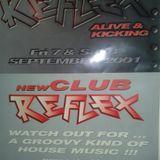 Life Dj set Dj Felix de Kat @ Club Reflex 18.05.2001