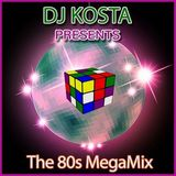 DJ Kosta - The 80's Megamix (Section The 80's Part 3)