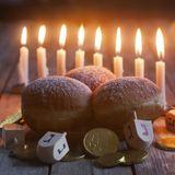 Paul McGehee's Time Machine 120917: Hanukkah in Radio's Golden Age