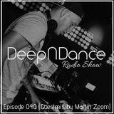 DeepNDance Episode 040 [MARTIN ZOOM] @ Radio Elixir [27/03/15]