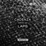 Cadenza | Podcast  013 Laps (Source)