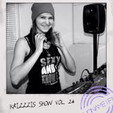 Krizzzis Show vol.24 @ Noname Fm with Kristina Krizzz feat Miss Mants (07.04.2016)