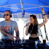 Asia Ash & Matthew Clarck LIVE! FROST Zatoka Sztuki (plaża SOPOT 06.08.2012)