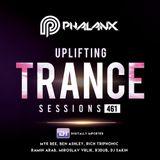 DJ Phalanx - Uplifting Trance Sessions 461 [10.11.2019]