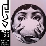 PODCASTEL #20 Mixed By SEBAS O VERDE
