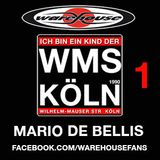 Warehouse Club-WMS-PARTYMIX Teil.1 - Mario de Bellis - We are Children of the 90´s
