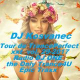 DJ Kosvanec - Tour de TrancePerfect xxt vol.29-2017 (Uplifting Mix)