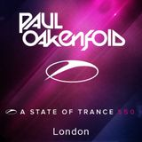 Paul Oakenfold - Live at Ministry of Sound in London, UK