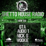 GHETTO HOUSE RADIO 588