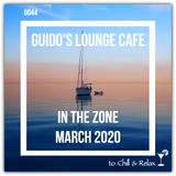 In The Zone - March 2020 (Guido's Lounge Cafe)