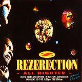 "Mikey B @ (Z) Rezerection ""All Nighter"" - Royal Highland Centre Edinburgh - 10.07.1993"