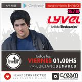LYVEL @ Level Up Radioshow (Cream Radio 25.07.2014)