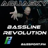 Bassline Revolution #38 - Aquasky Guest Mix - 17.01.14