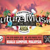 Future Music Festival Asia (FMFA) 2013 Premix