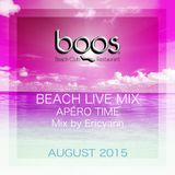 BOOS LIVE MIX APERO TIME AUGUST 2015