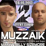 Bali pres. Party Night 3 with Muzzaik (2012_01_28)