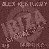 058.DEEPFUSION @ IBIZAGLOBALRADIO (Alex Kentucky) 25/10/16
