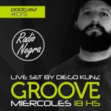 Groove Podcast #09 by Diego Kunz