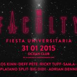THE FACULTY PENKA PLAYERS LIVE SET
