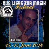 Bad Born @ Trulov Festival - 14.06.2014 - 00.00-01.15 (Hardtechno)