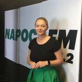 """Emisiunea """"Da Se Poate"""" (ep. 14), NapocaFM- invitat: Diana Calfa, owner si manager Morphoza"""