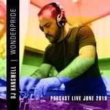 WONDERPRIDE - PODCAST LIVE JUNE 2019