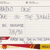 MC Navigator - BBC Radio One In The Jungle - 07.06.1996