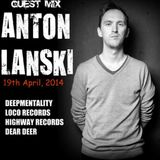 Lost In The Deep Sounds 027 Guest Mix By Anton Lanski