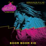 Entrevista Boom Boom Kid desde España!